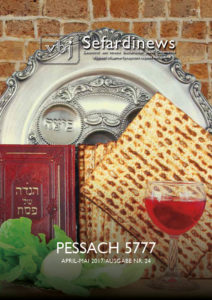 Sefardinews Pessach 2017